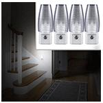 13 Deals.com: 4 Pack of GE Automatic LED Night Lights - SHIPS FREE!